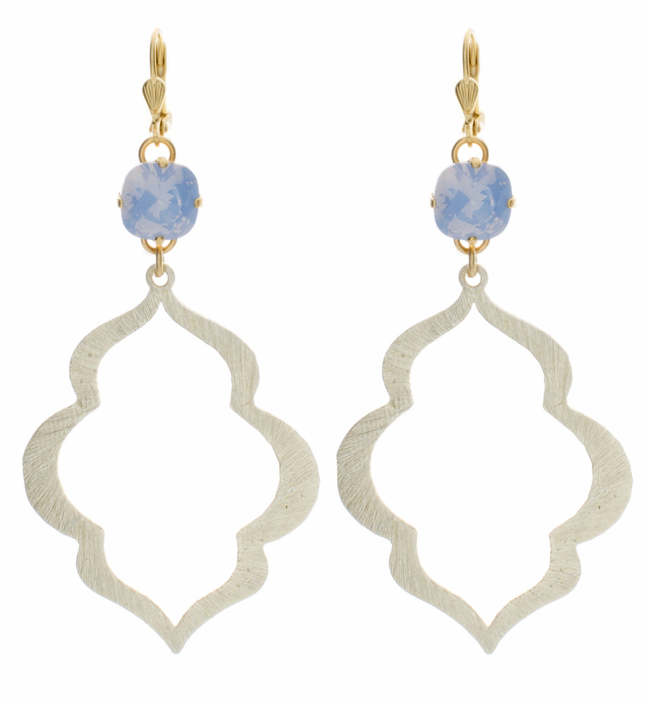Aladdin  Earrings - Gold