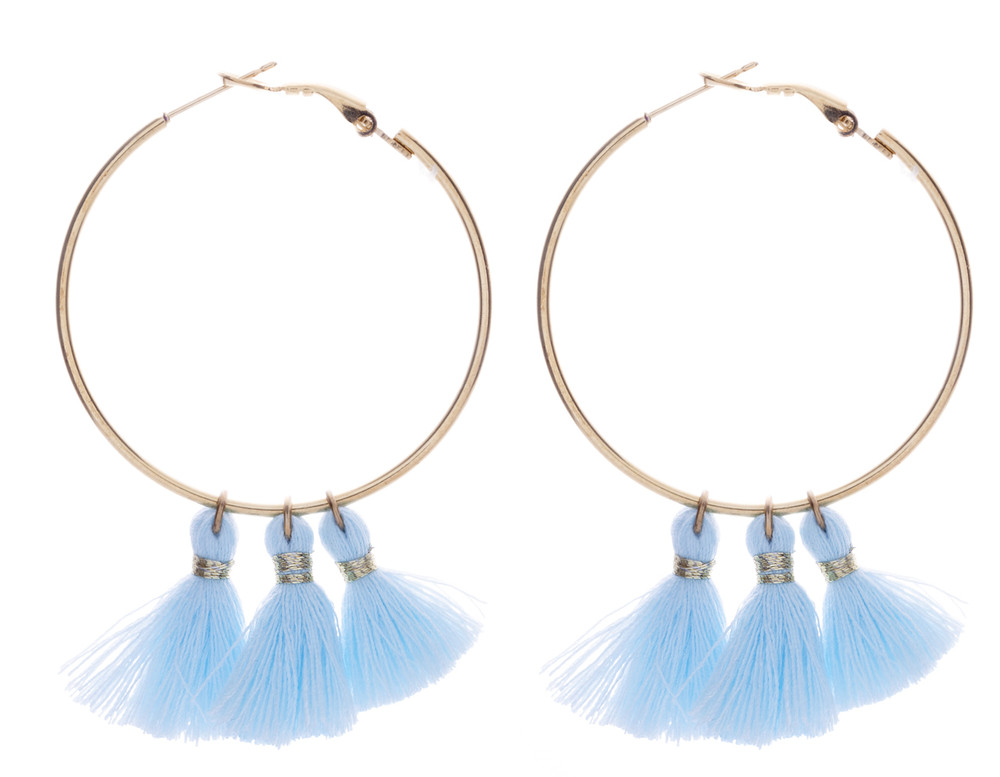 Roxi Tassel Earrings