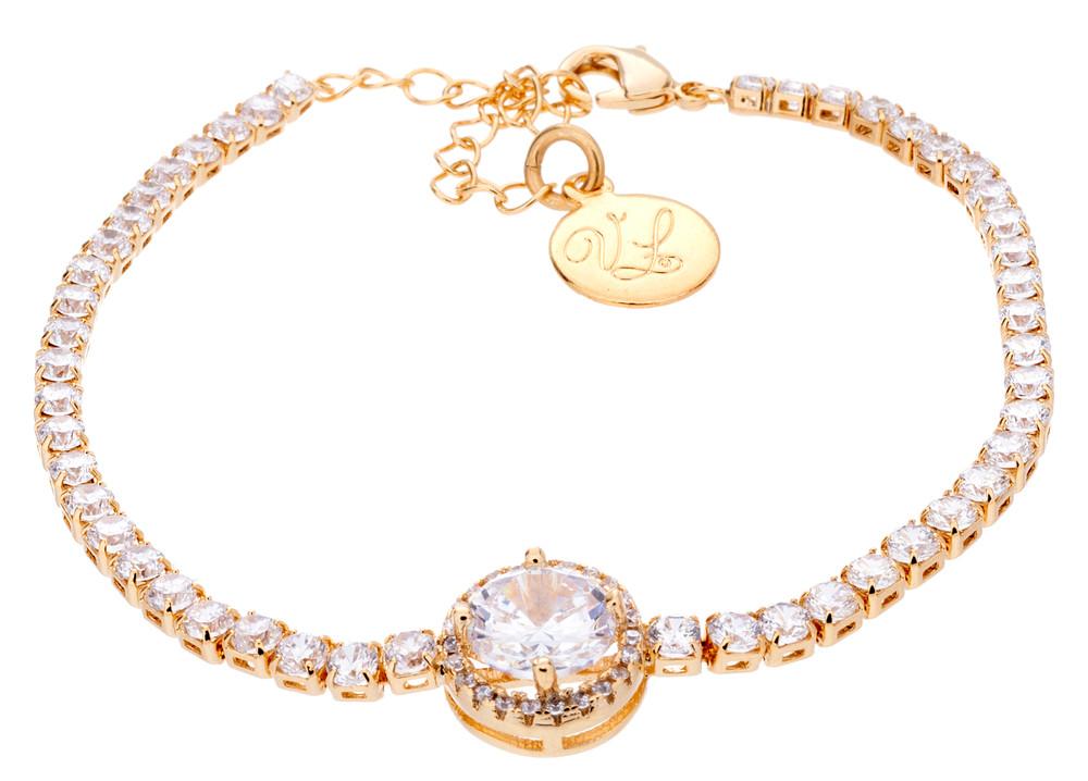 CZ Fancy Bracelet