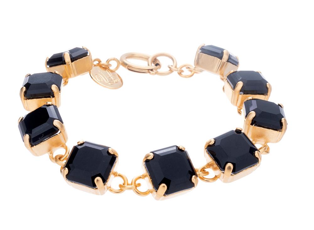 Asscher 10mm Bracelet