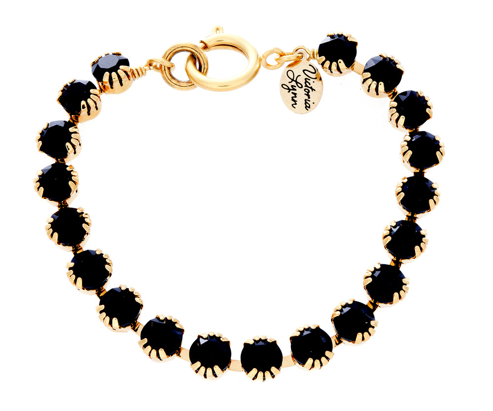 Bracelet - Small Cup Chains Goldtone