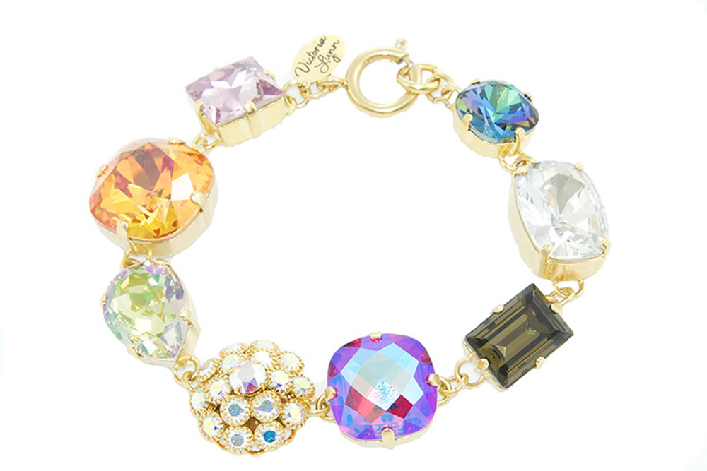 Multi-Style Dome Bracelet