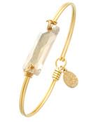 Wire Wrap Bar Bracelet