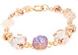Savanah 3 Stone Bracelet