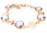 Savanah 5 Stone Bracelet