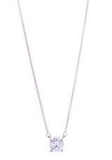 CZ Single Necklace