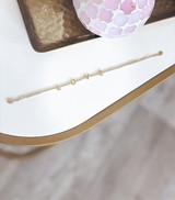 LOVE Link Bracelet CZ