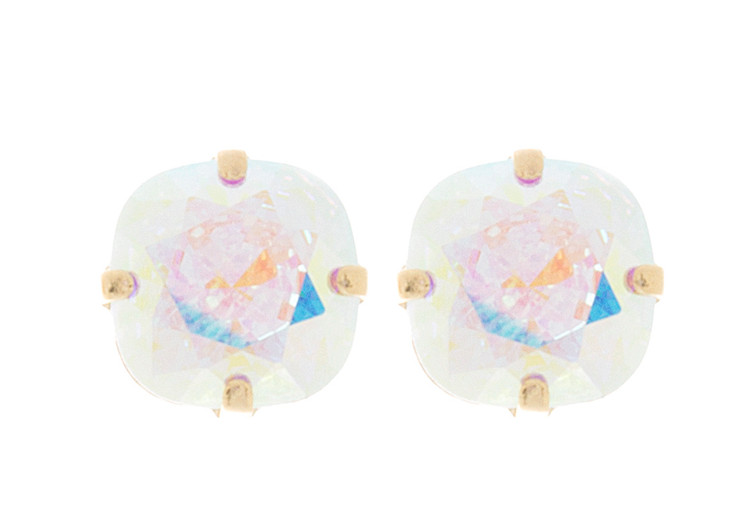 Children's 10mm Stud Earrings Gold