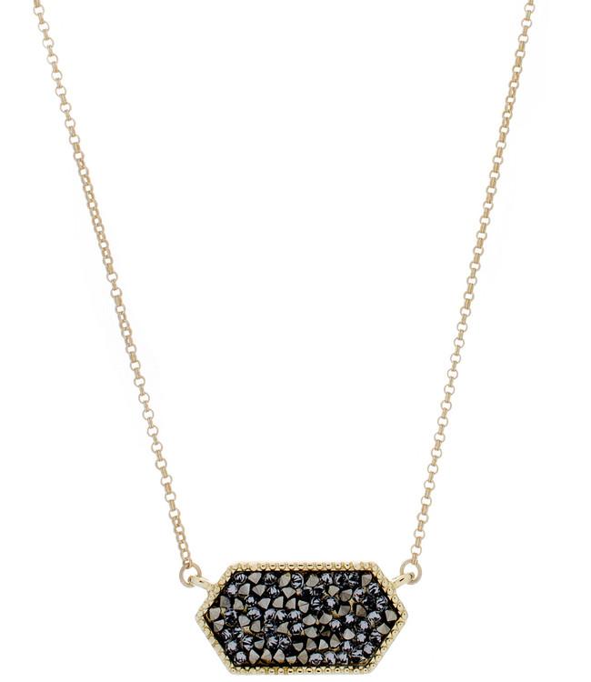Crystal Treasure Necklace