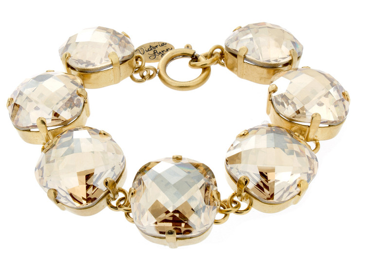 16mm Round Square Regular Bracelet