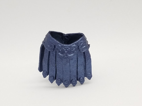 Cobalt Blue Amazon Skirt