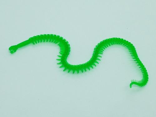 Emerald Green Snake Whip