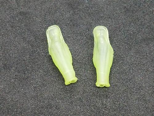 Ghost Light (glows) Amazon Leg Armor