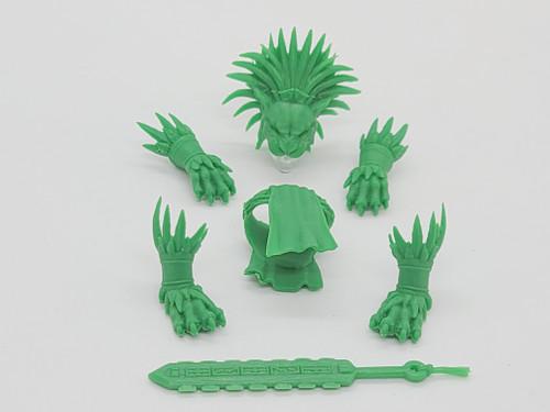 Tezcatlipoca (Aztec) Mini Kit Set (Green)