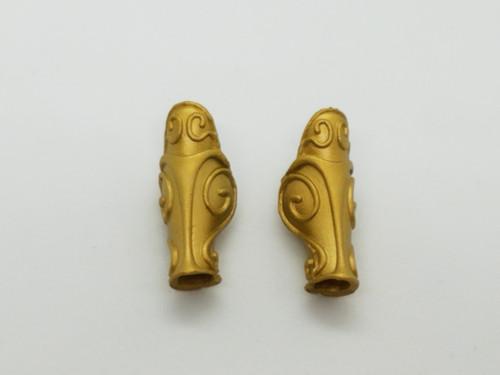 Gold Myrmidon Leg Armor