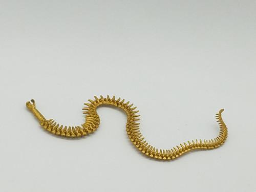 Gold Snake Whip