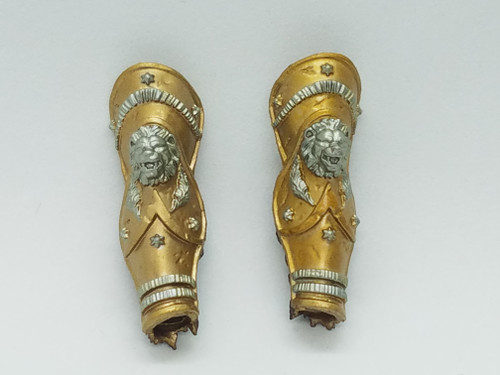 Gladiator Male Leg Armor