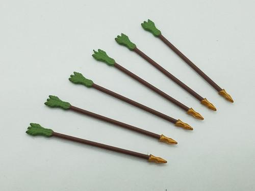 Mini Kit Elf Set of 6 Arrows