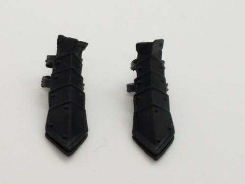Black Knight Leg Armor