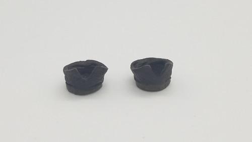 Q'al Varis - Boot Cuffs