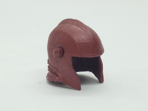 Ruby Knight Helmet