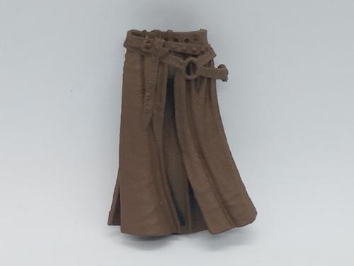 Monks Robe Brown Vehemous Skirt