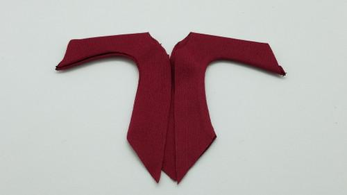 Red Robe (Monks Robe Brown Kit)