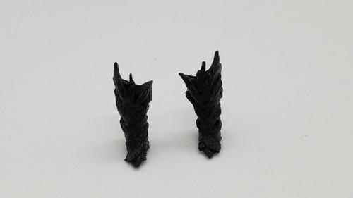 Black Elf Leg Wrap Set