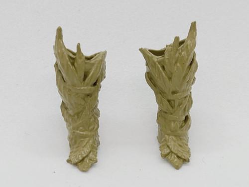 Wilderness Brown Leg Wrap Set