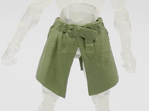 Ranger Green Elf Skirt