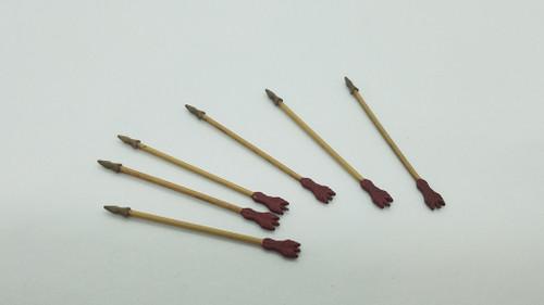 Aiyana 6 Arrow Set