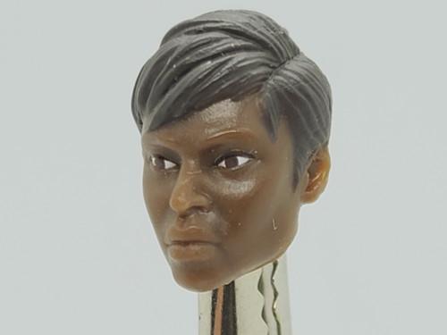 Female Barbarian Head
