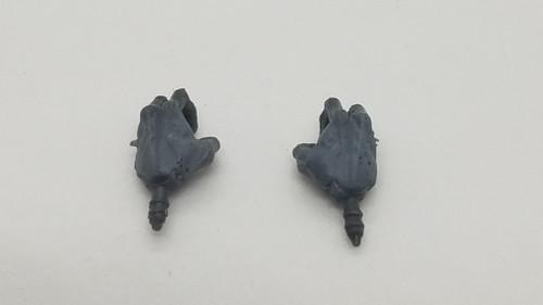 Female Gargoyle Vertical Claws