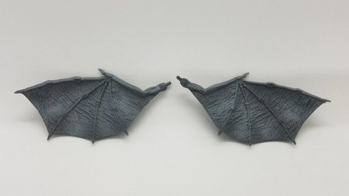 Female Gargoyle Large Wings