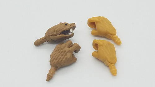 Naga set of 4 Hands