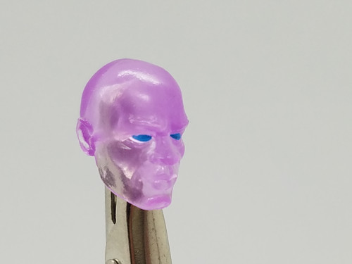 Undead Warrior Head