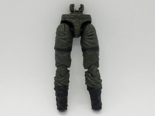 Male Blasted Land Orc Pants Legs
