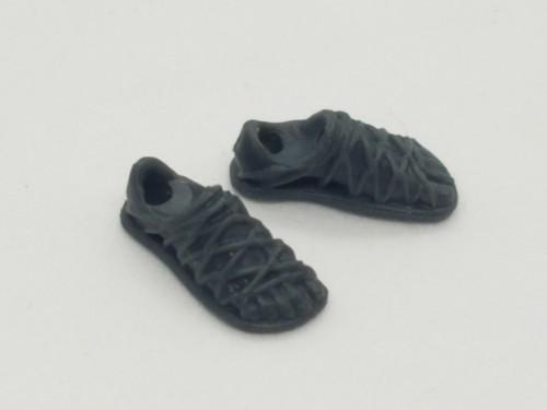 Gargoyle Grey Female Sandals