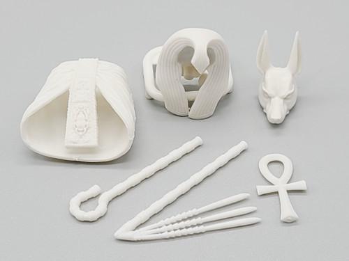 Anubis Mini Kit Set (White)