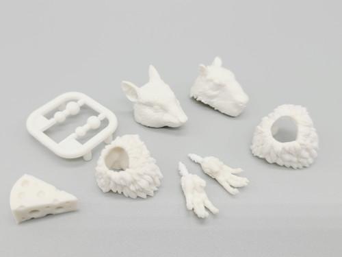 Rodent / Rat / Mouse Mini Kit Set (White)