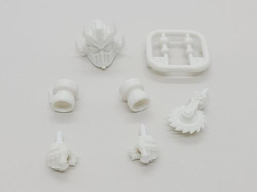Robot Mini Kit Set (White)