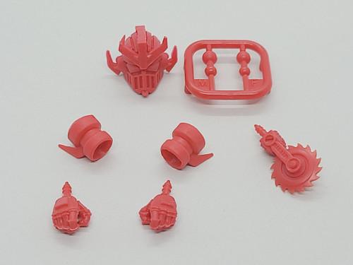 Robot Mini Kit Set (Red)