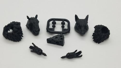 Rodent / Rat / Mouse Mini Kit Set (Black)