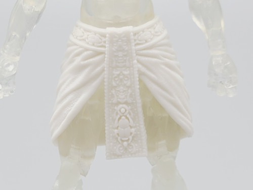 Anubis Skirt (White)