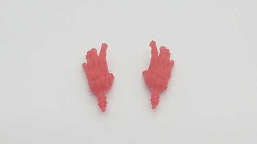 Rodent / Rat / Mouse Hands (Red)
