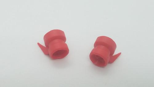 Robot Wrist Cuffs (Red)