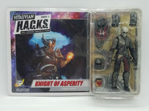 Knight of Asperity - MOC - Toy of the Year winner