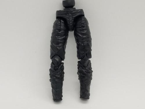 Gazoge Black Pants Legs