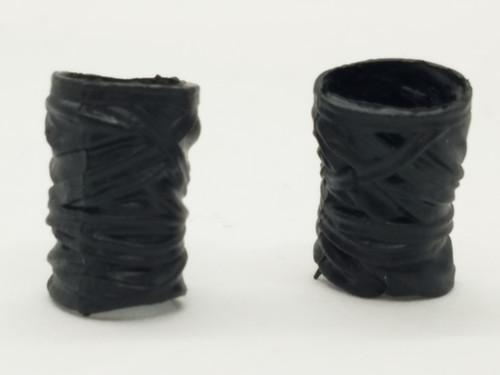 Gazoge Black Leg Wraps