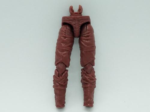 Male Ruby Knight Pants Legs